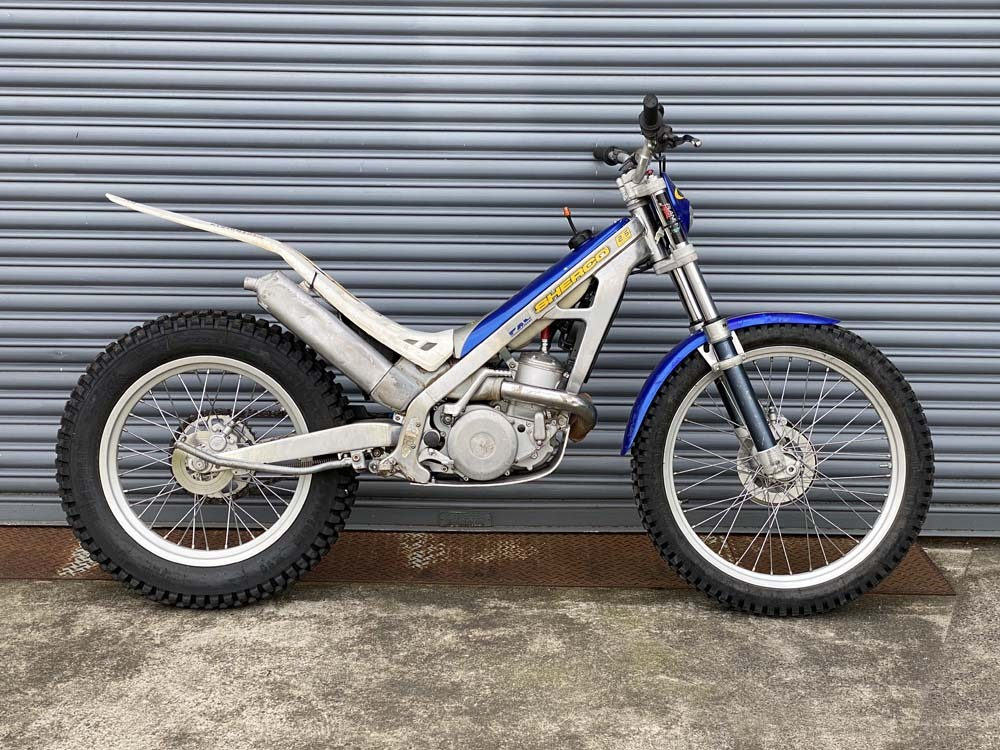 2000 Sherco 2.5 COMING SOON