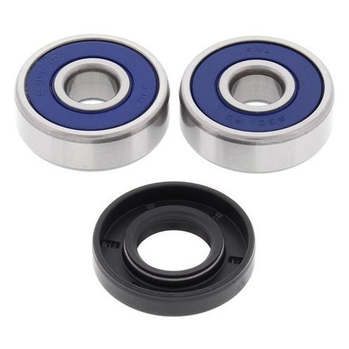 TY175 Front Wheel Bearings & Seals Kit