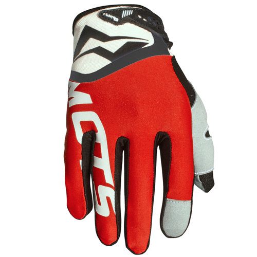 MOTS Rider 2 Gloves Red