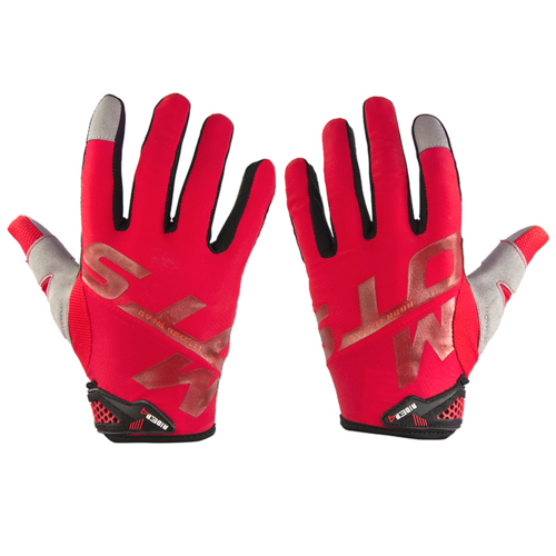 MOTS Rider3 Gloves - Red