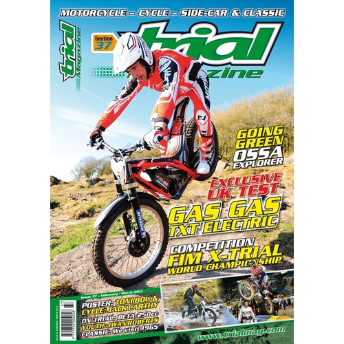 Trial Magazine Issue 37